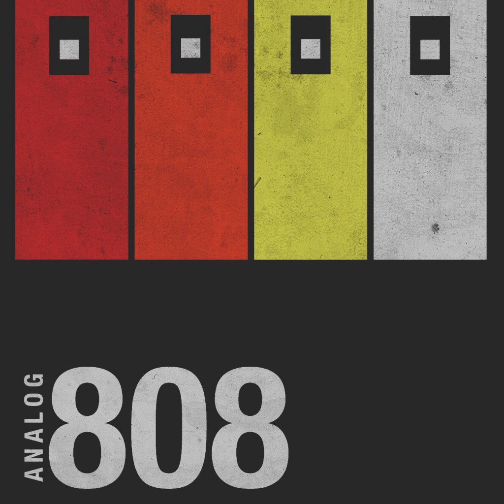 Analog 808 - Bass Sample Pack (Tuned 808s & Bass Drops)