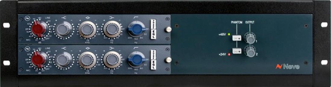 Vintage 1073-rack