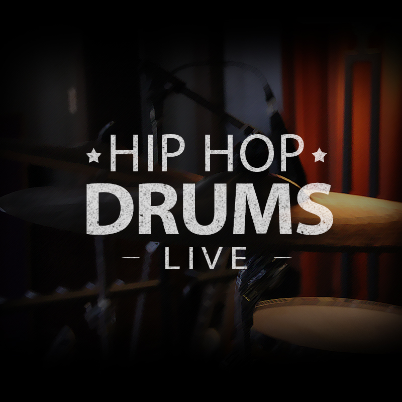 Hip Hop Drum Samples Live