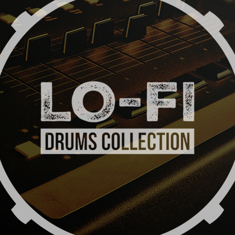 Lo-Fi Drums Collection | The Best Lo-Fi Samples