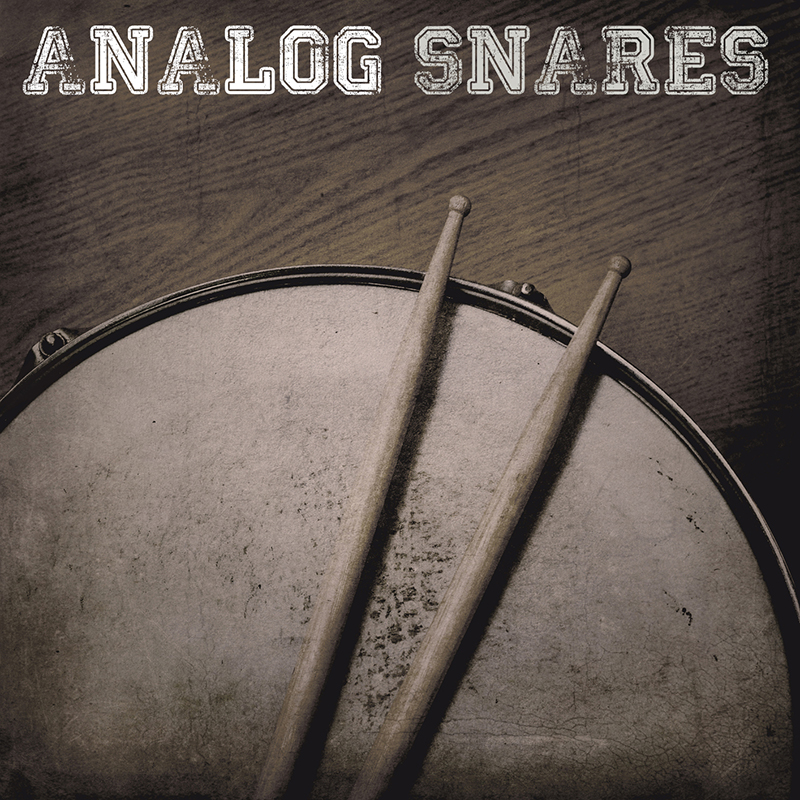 Analog Snare Drum Samples